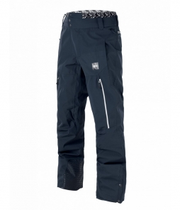 Picture Object Pant-Dark Blue