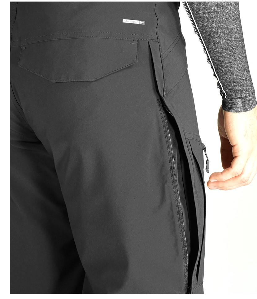Salomon NEW Chill Out Bib Ski Pant-Black 2.