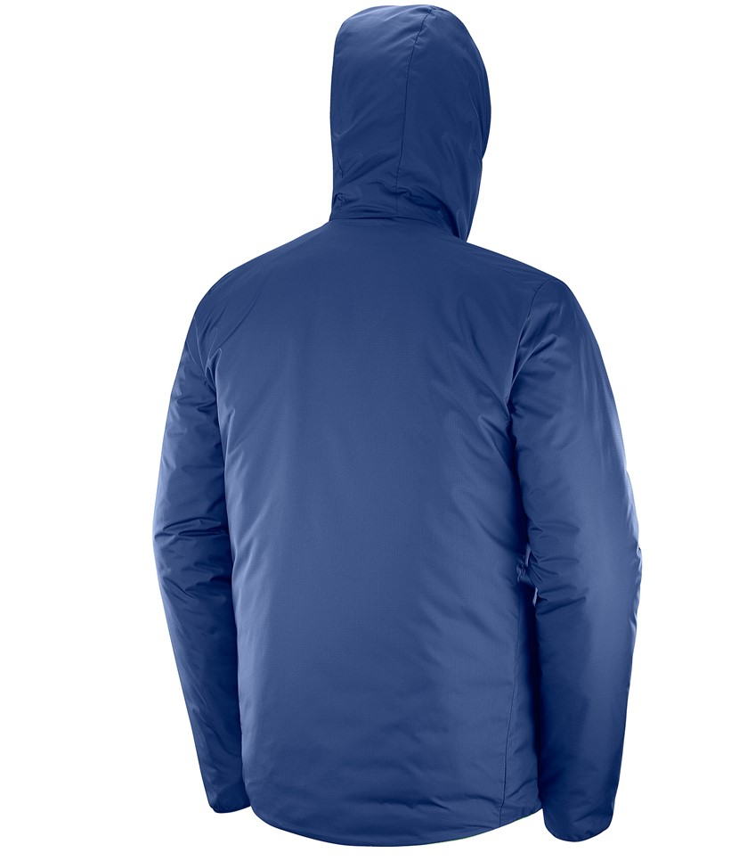 Salomon Drifter Loft Hoodie Jacket- Night Sky 2.