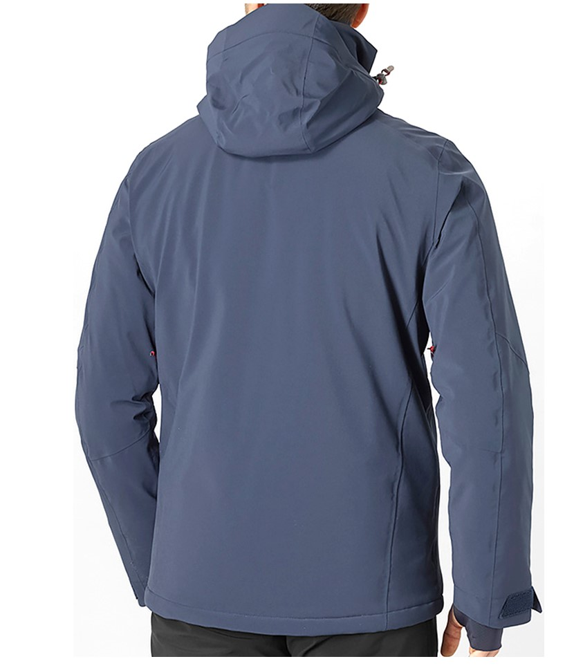Salomon Brilliant Ski Jacket-Night Sky 2.