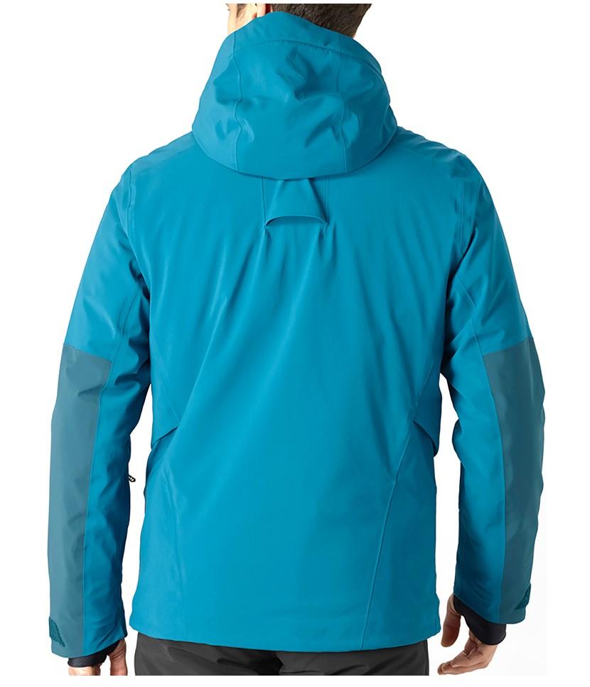 Salomon Icecool Jacket-Moroccan Blue 2.