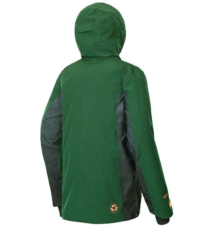 Picture Track Jacket-Dark Green 2.
