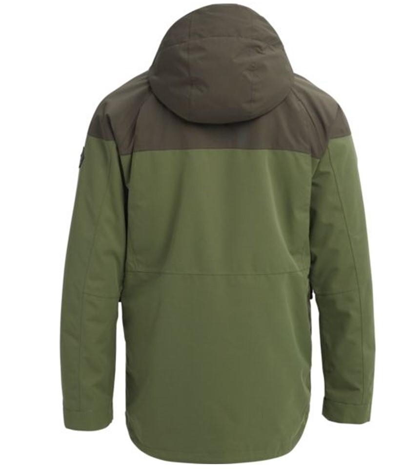 Burton Breach Jacket-Clover Forest Night 2.