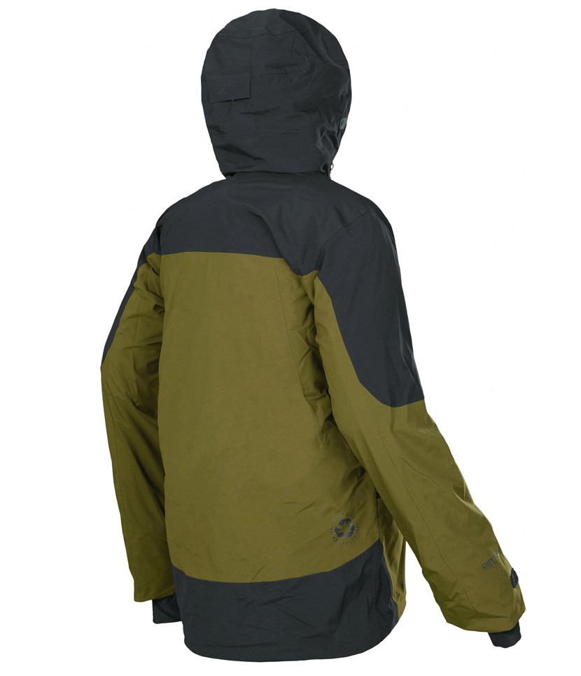Picture Naikoon Jacket-Kaki 2.