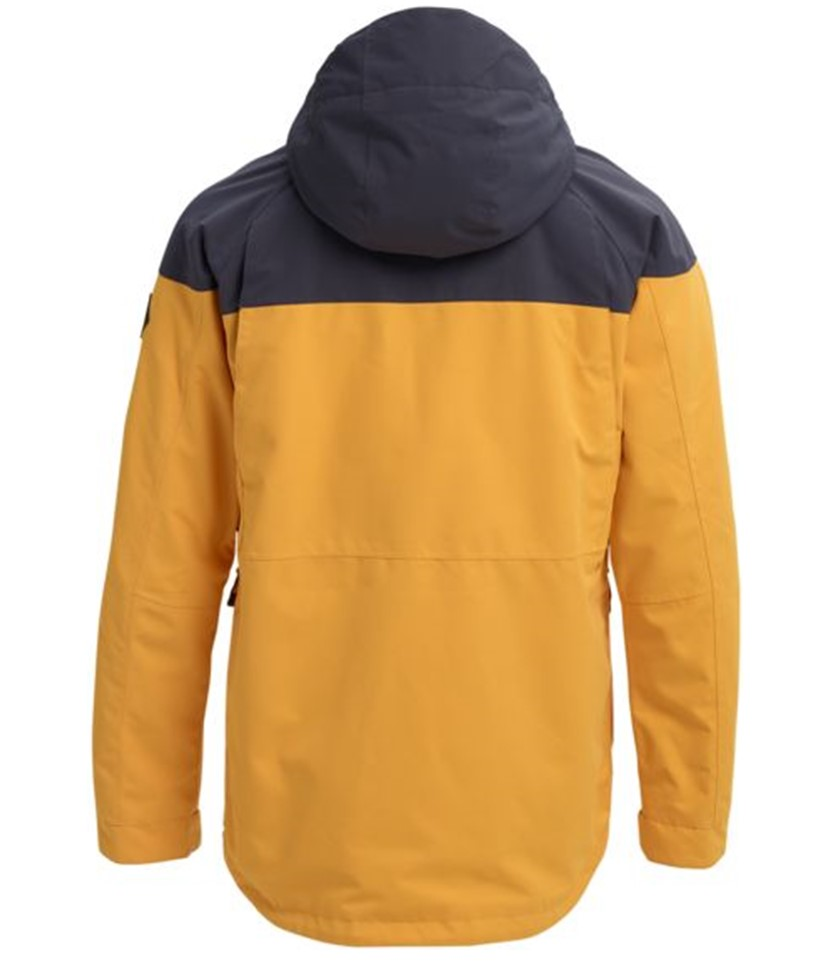 Burton Breach Jacket-Golden Rod 2.