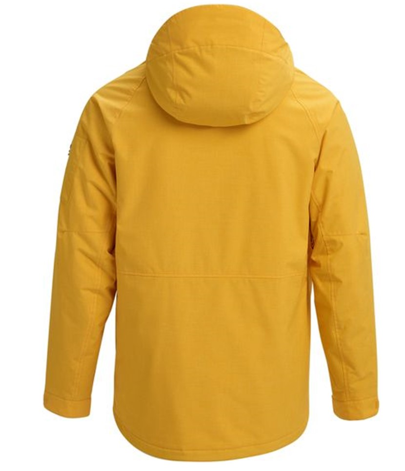 Burton Hilltop Jacket-Golden Rod 2.