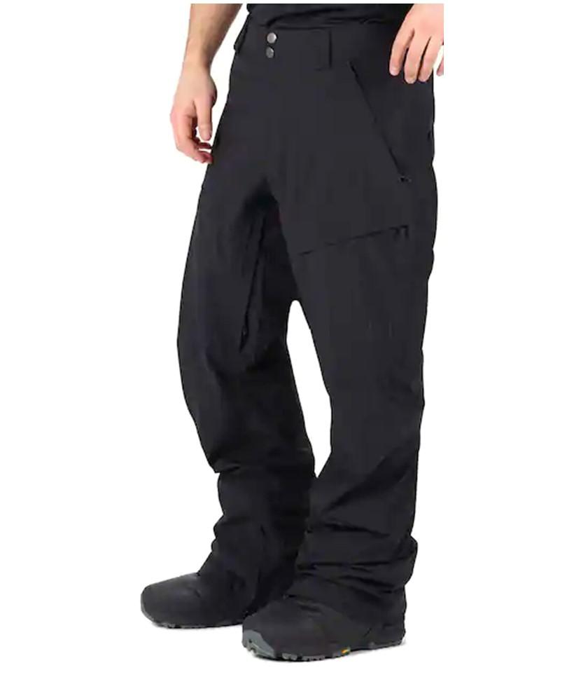 Burton AK Gore-Tex Swash Pant-True Black 3.
