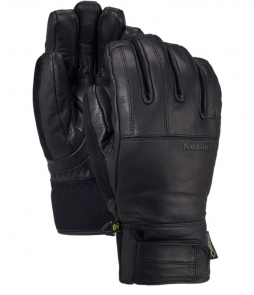 Burton Gondy Gore-Tex Leather Glove-True Black