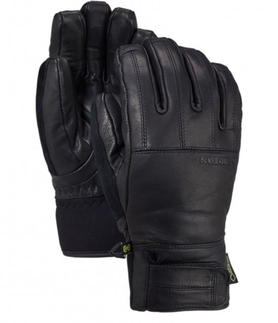 Burton Gondy Gore-Tex Leather Glove-True Black
