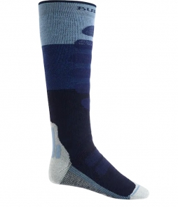 Burton Men's Performance Sock-Mood Indigo Block