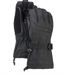 Burton Women's Deluxe Gore-Tex Glove-True Black