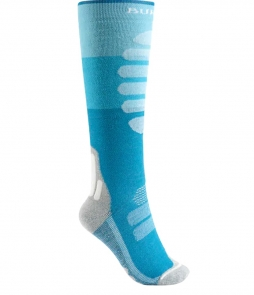 Burton Women's Performance Sock-Tahoe Block