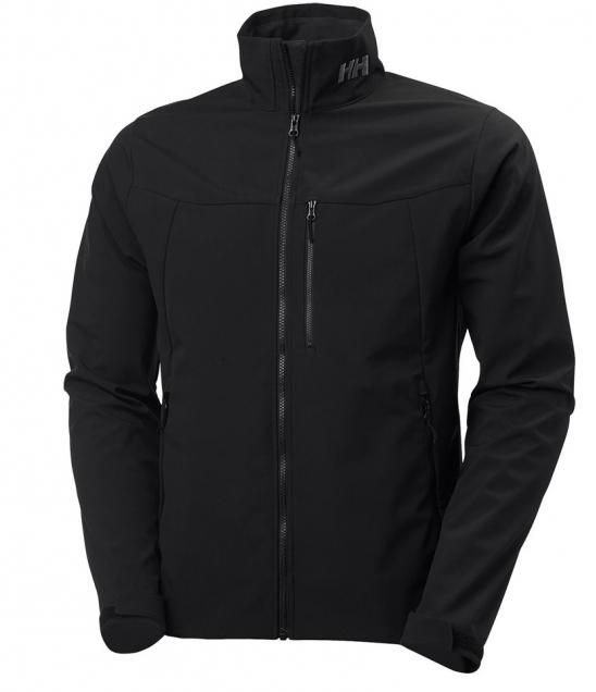 Helly Hansen Paramount Softshell Jacket-Black