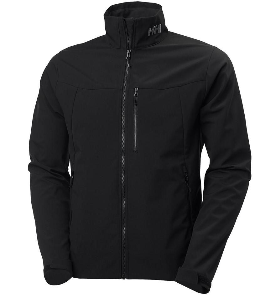 Helly Hansen Paramount Softshell Jacket-Black