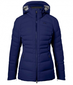 Kjus Duana Ski Jacket-Atlanta Blue