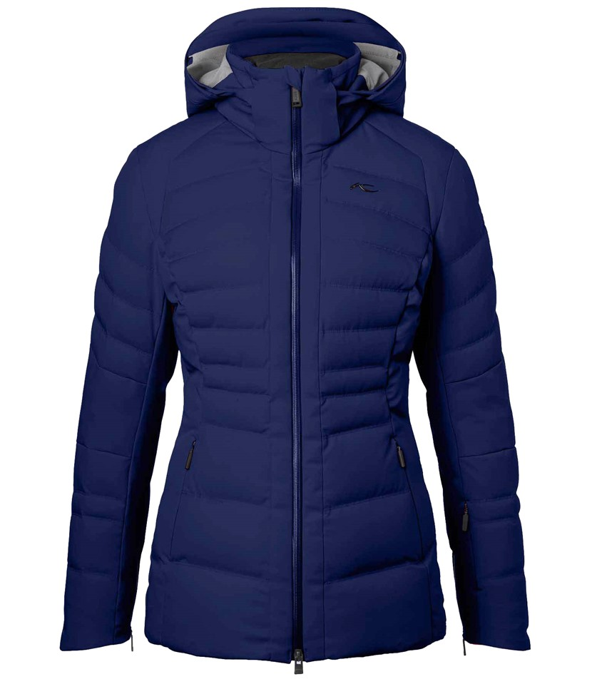 6b9d7ee2d0 Kjus Duana Ski Jacket-Atlanta Blue - Paul Reader Snow Sports