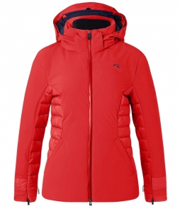 Kjus Scylla Ski Jacket-Fiery Red