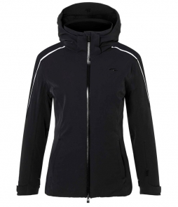 Kjus Women's Formula Ski Jacket-Black
