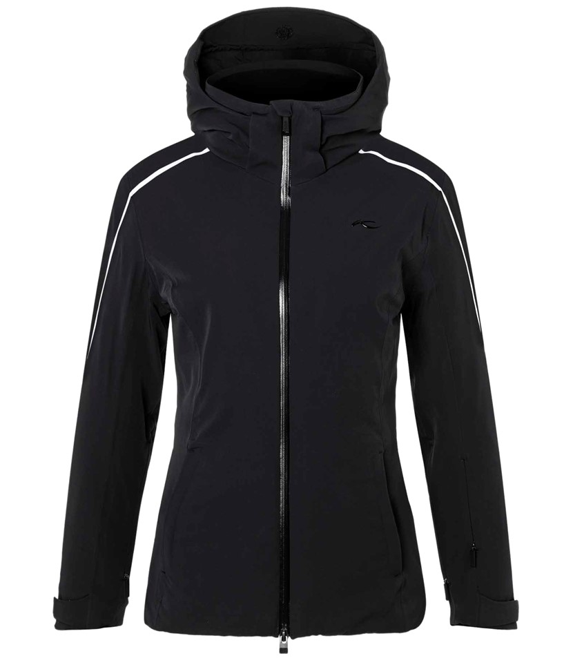 Kjus Women's Formula Ski Jacket-Black