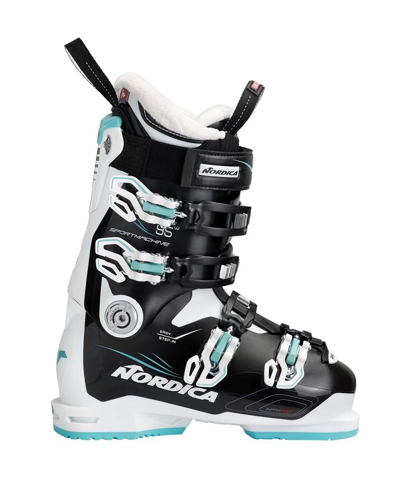 Nordica Sportmachine 95w Ski Boots Paul Reader Snow Sports