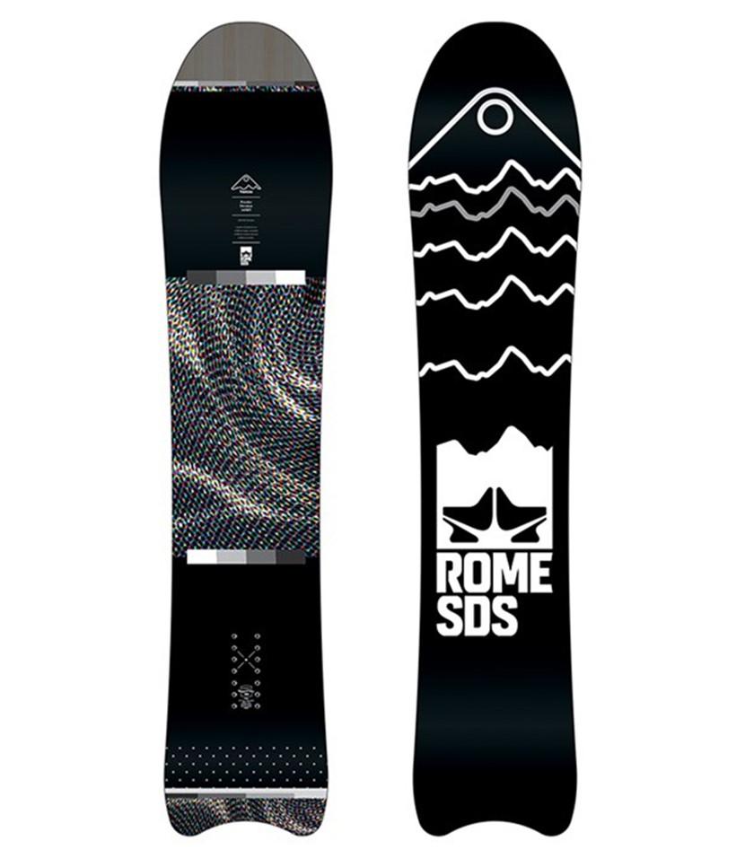 Rome Pow Division MT Snowboard