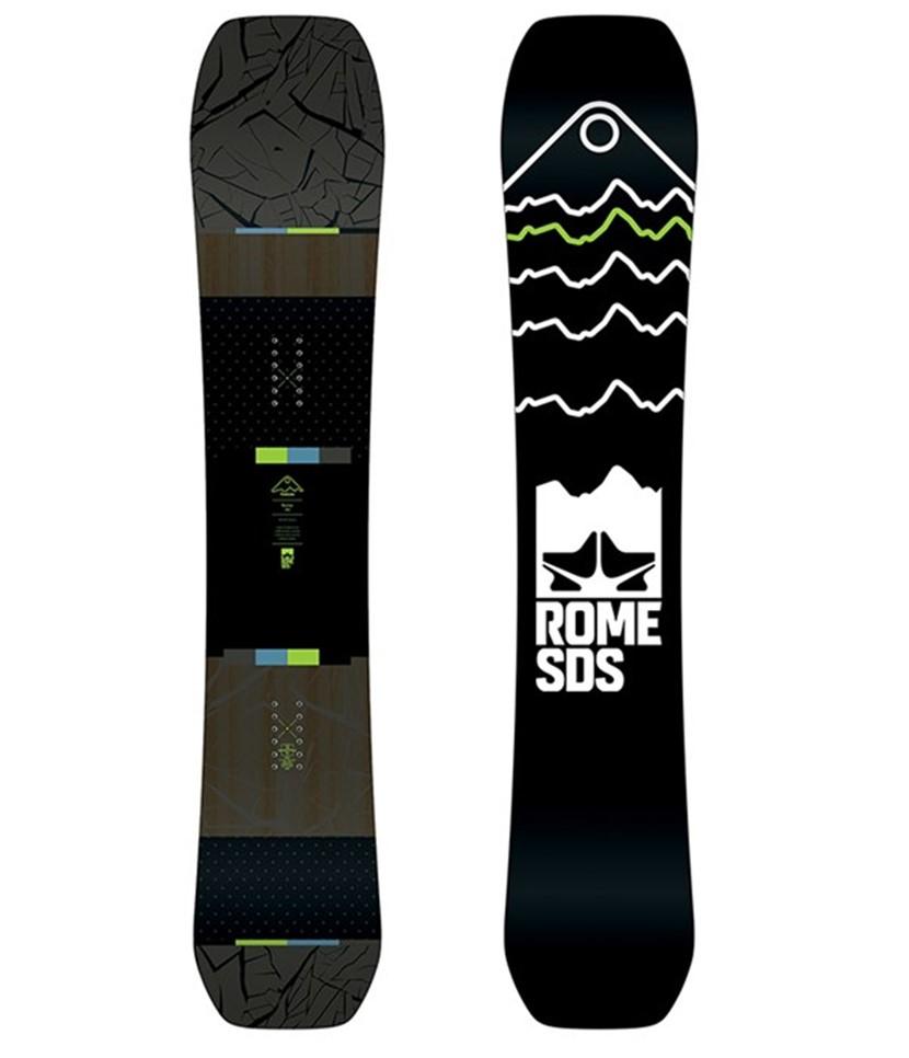 Rome Ravine Snowboard