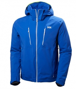 Helly Hansen Alpha 3.0 Jacket-Olympian Blue