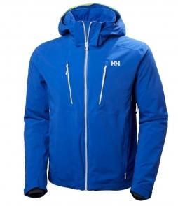 Helly Hansen Alpha 3.0 Jacket-Olympian Blue