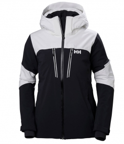 Helly Hansen Motionista Jacket-Black White