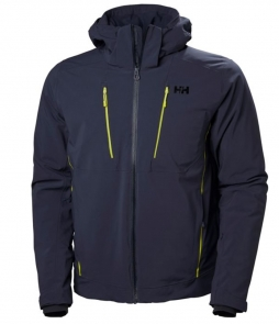 Helly Hansen Alpha 3.0 Jacket-Graphite Blue