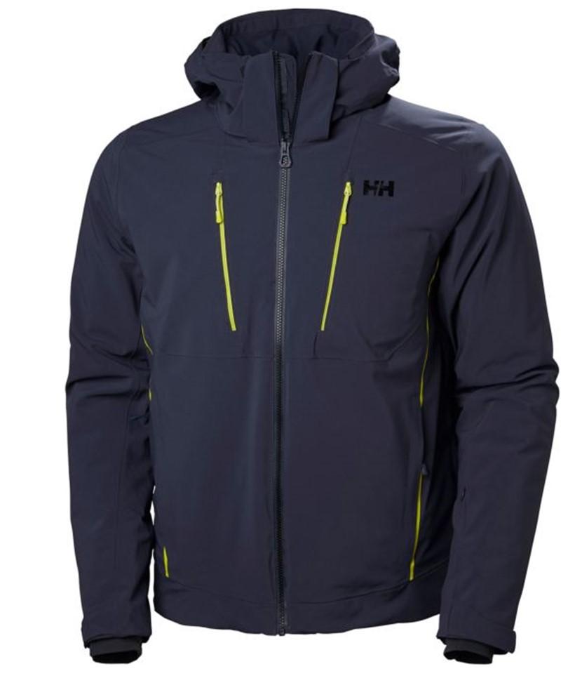 Helly Hansen Alpha 3.0 Jacket-Graphite Blue