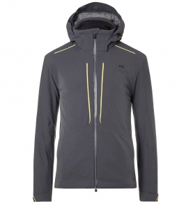 Kjus Boval Ski Jacket-Dark Dust