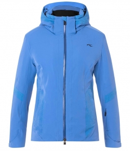 Kjus Laina Ski Jacket-Strong Blue