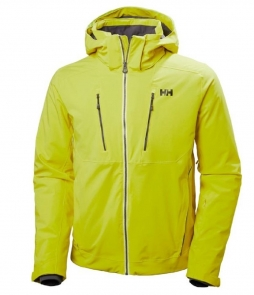 Helly Hansen Alpha 3.0 Jacket-Sweet Lime
