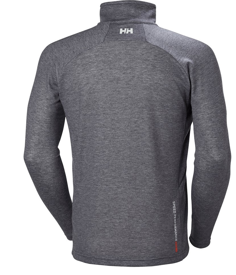 Helly Hansen HP Pullover Midlayer-Charcoal