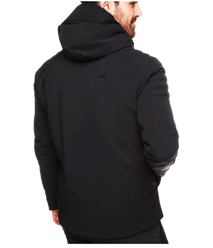 Kjus Didier Cuche II Ski Jacket-Black 2.