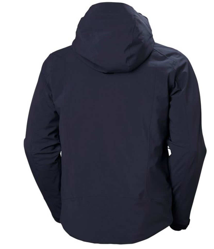 Helly Hansen Alpha 3.0 Jacket-Graphite Blue 2.