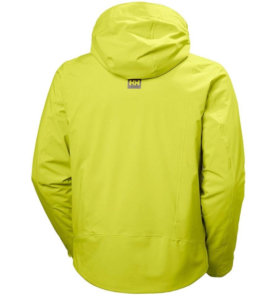 Helly Hansen Alpha 3.0 Jacket-Sweet Lime 2.