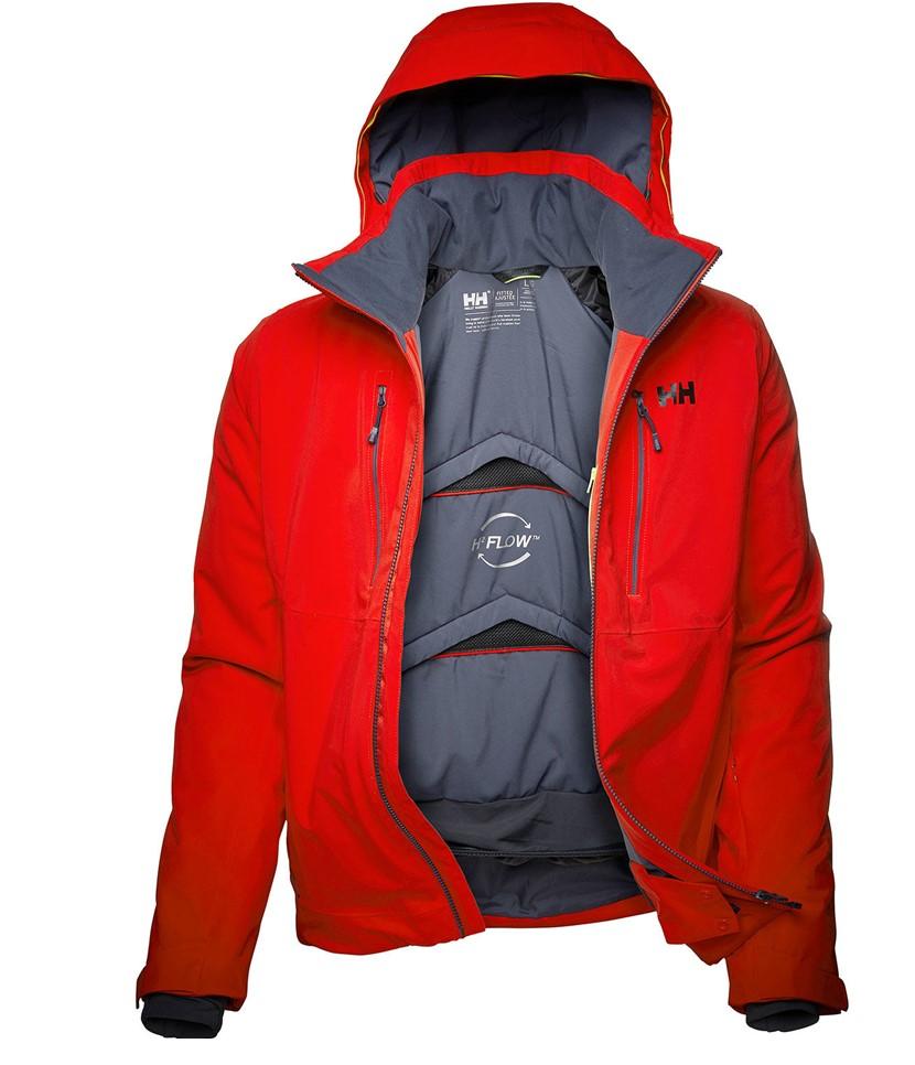 Helly Hansen Alpha 3.0 Jacket-Red Flag 3.