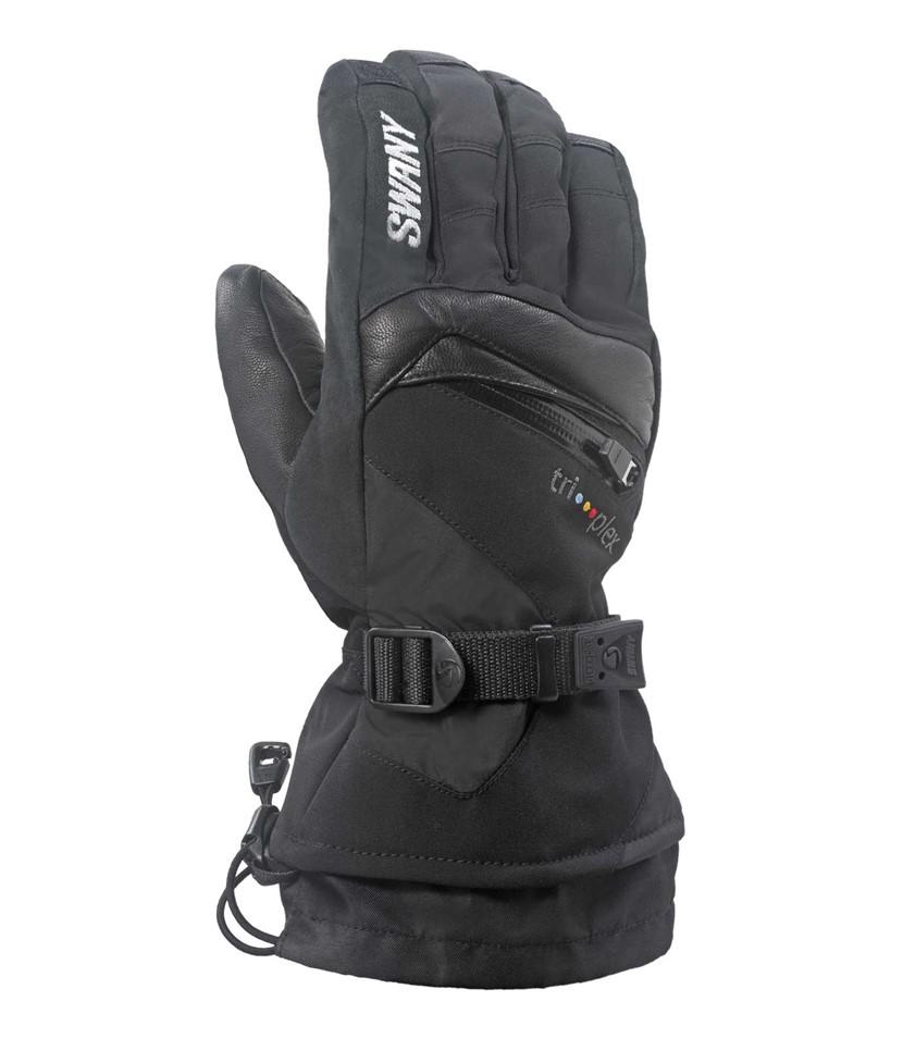 Swany Men's X-Change II Glove-Black