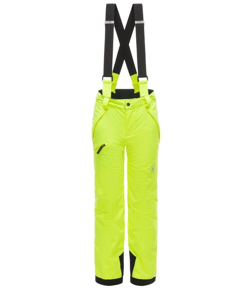 Spyder Kid's Propulsion Pants-Bryte Yellow