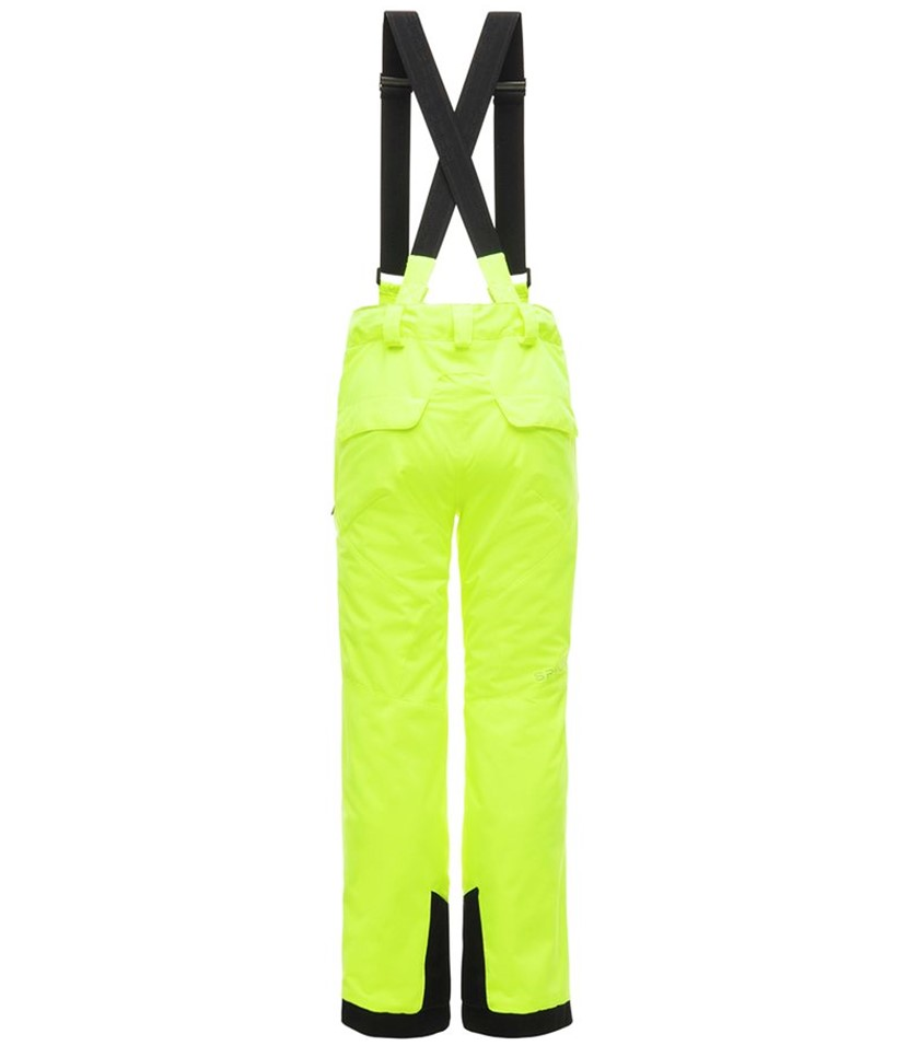 Spyder Kid's Propulsion Pants-Bryte Yellow 2.