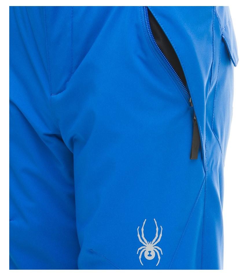 Spyder Kid's Propulsion Pants-Turkish Blue 2.