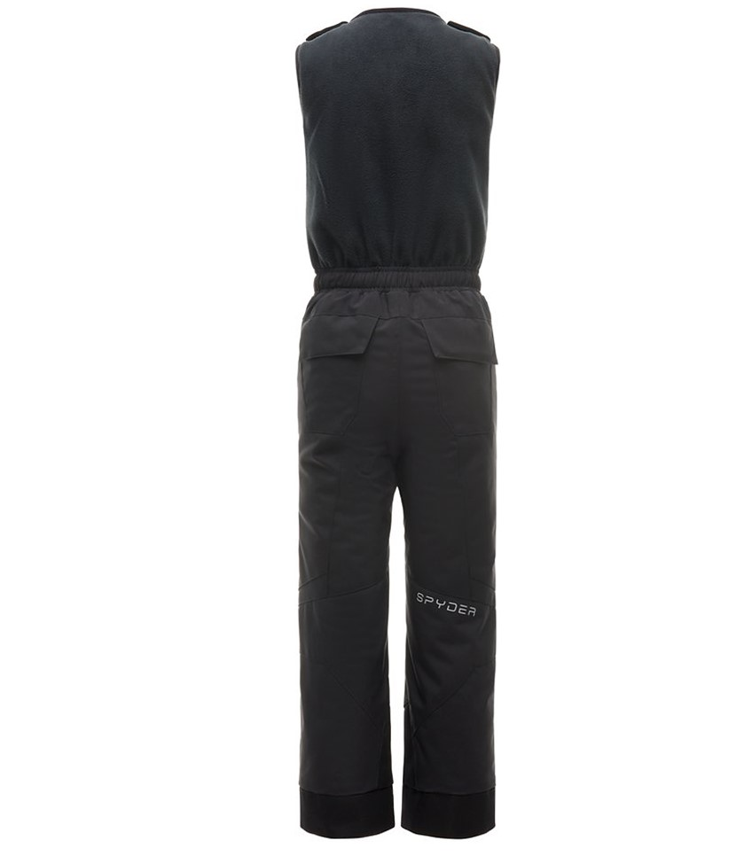 Spyder Kid's Mini Expedition Pants-Black 2.