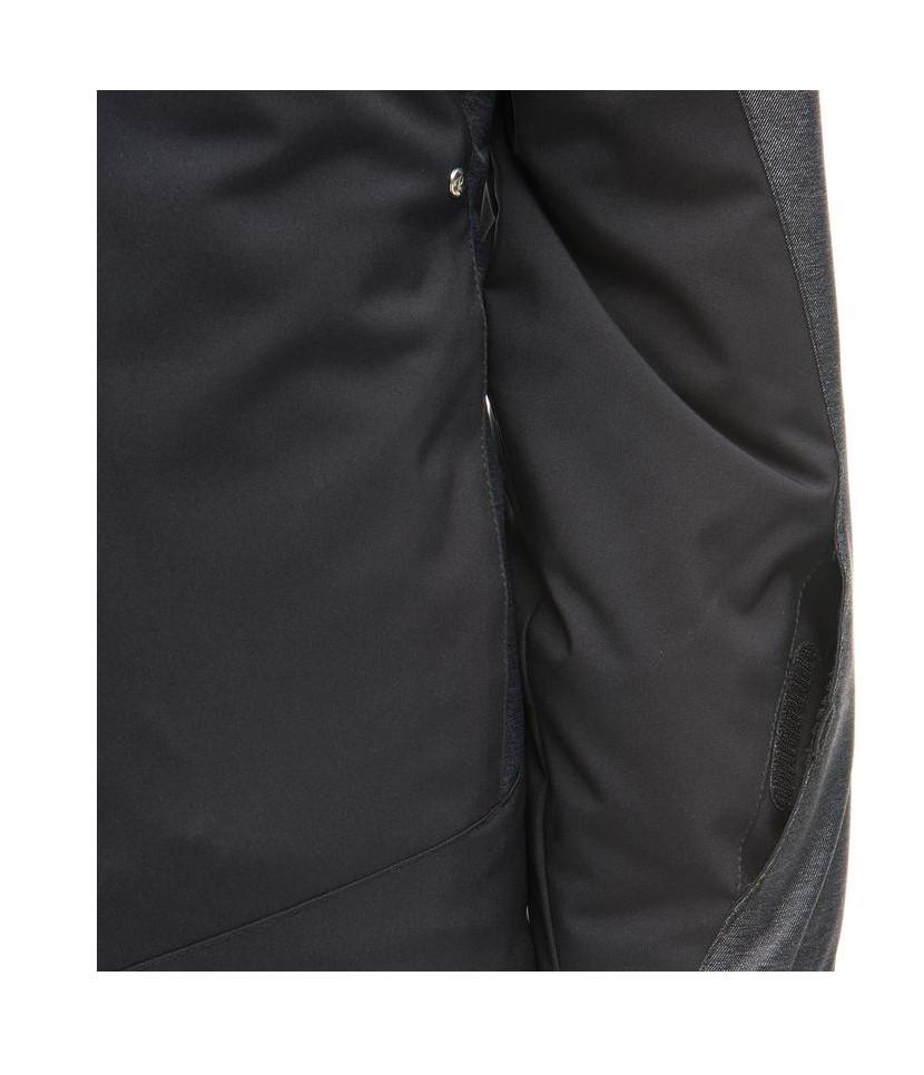 Spyder Girl's Tresh Ski Jacket-Black 3.