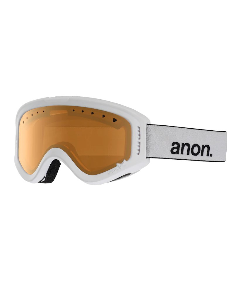 Anon Tracker White w Amber