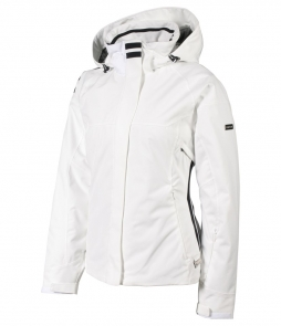 Karbon Ruby Jacket-White