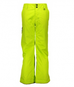 Obermeyer Brisk Pant-Green Flash