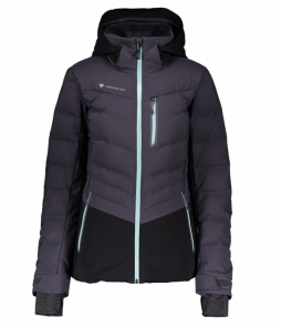 Obermeyer Cosima Down Jacket-Ebony