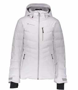 Obermeyer Cosima Down Jacket-White